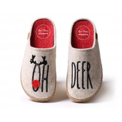 Pantofle Toni Pons Miri Ef Deer